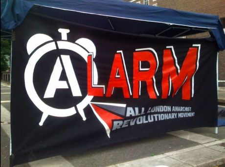 ALARM! (All London Anarchist Revolutionary Movement)