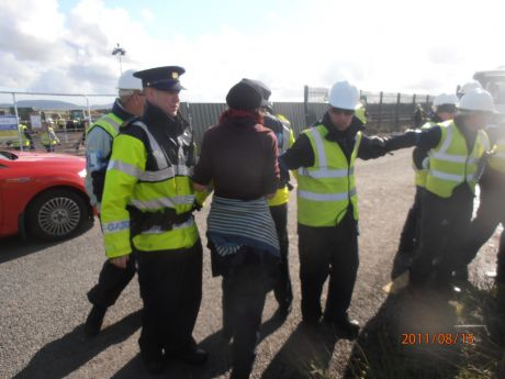 IRMS and Gardai working together
