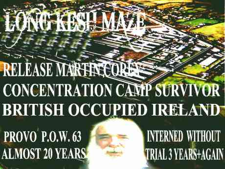 Long Kesh Concentration Camp