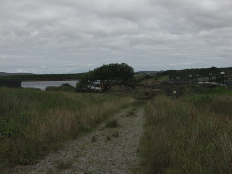 The right of way along the Lennamore river to the estuary