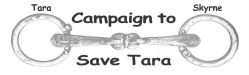 Campaign to Save Tara - split and