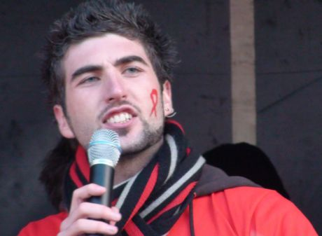 UCC students union president; Keith O'Brien