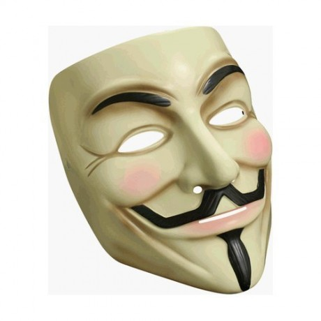 V for Vendetta - the mask