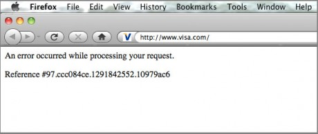 Visa website screenshot 8 Dec 01h11 ECT