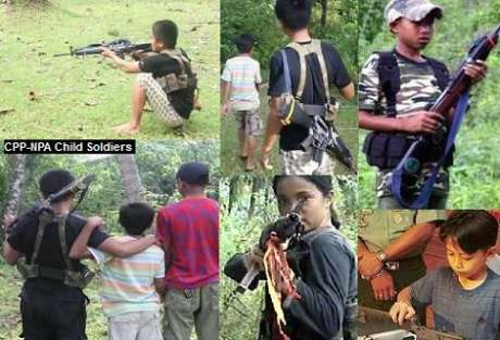 Philippines - Child Soldiers (CPP-NPA)