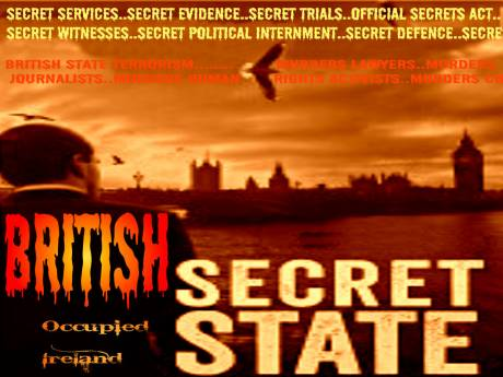 British Secret  State Terrorism