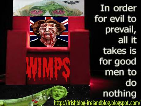 Margaret Thatcher's Evil Wimps