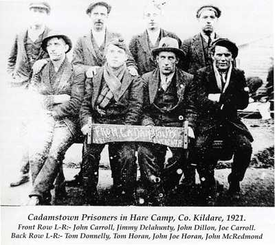 Republican prisoners from the area