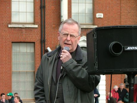 Cllr. Eamon Tuffy - Labour Party