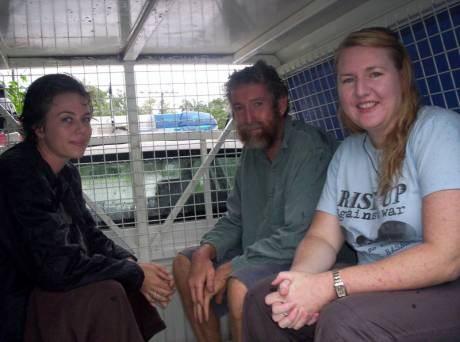 Adele Goldie, Jim Dowling & Donna Mulhearn in Custody