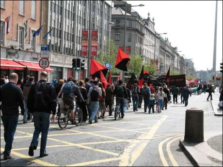 Anarchists last Mayday