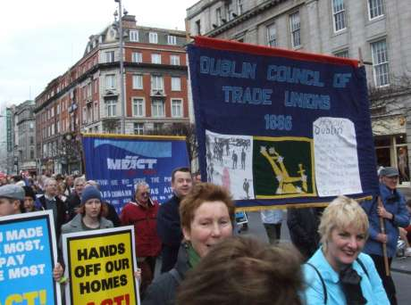 Dublin Council of Trade Unions