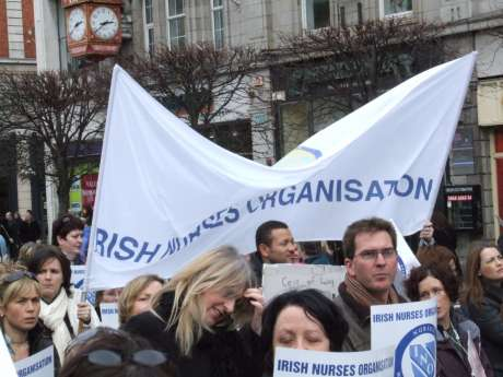 Irish Nurses Organisation