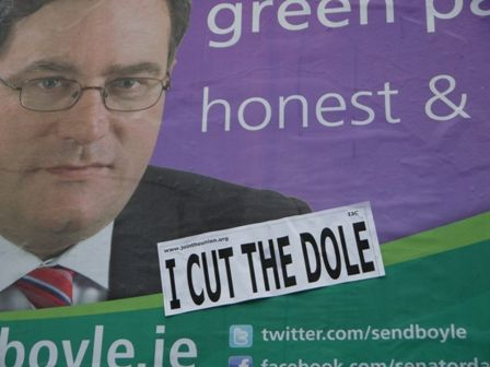 Dan Boyle - I Cut The Dole