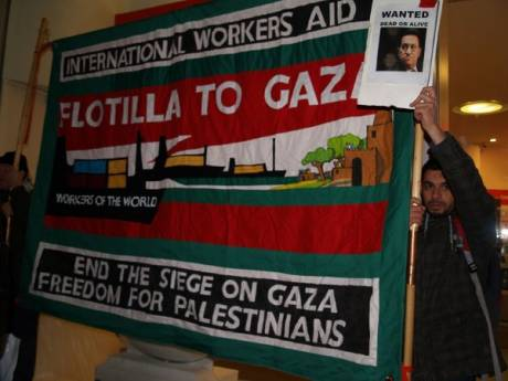International Workers Aid Flotilla to Gaza