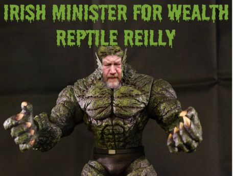 Irish Reptile Reilly