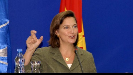 Is State dept scumbag Nuland trying to illustrate current US credibility?
