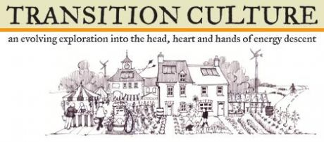 Transition Culture, an evolving exploration into the head, heart and hands of energy descent