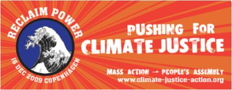 RECLAIM POWER  - PUSHING FOR CLIMATE JUSTICE