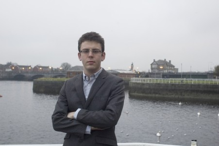 Cian Prendiville, Socialist Party & United Left Alliance candidate for Limerick City