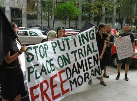 Enough Court Repressions Against Peace Activists