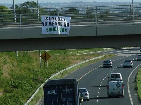 Second banner on m1