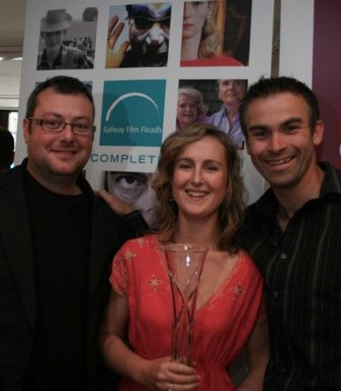 Nigel O'Regan (editor); Rachel Lysaght (producer) and  Risteard Ó Domhnaill (directot and producer)