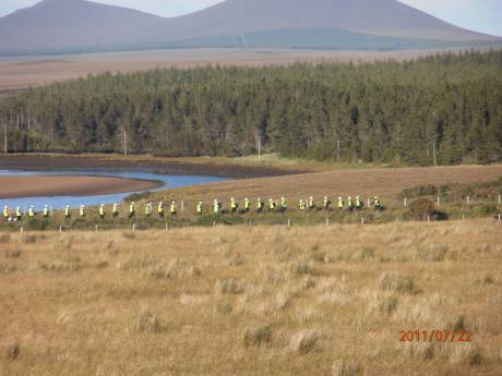 a new army in northwest mayo