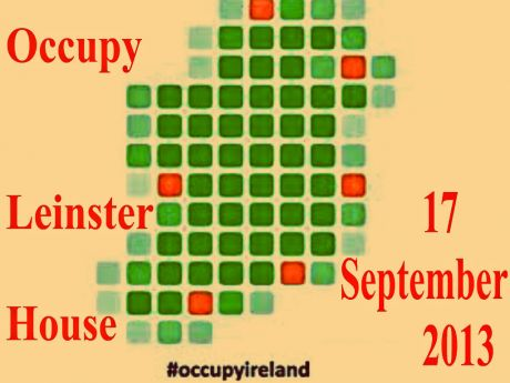 OccupyLeinsterHouse