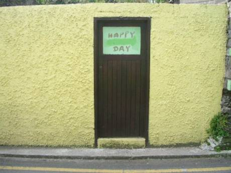 oh Happy door, Dingle