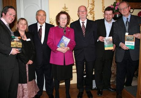 Posers - Irish embassy event at which 'bounder' jack Lane affronted fragile author's sensibilities