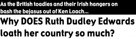 Which one exactly is your country, Ruth?