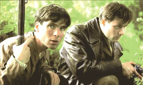Cillian Murphy and Padraic Delaney play two brothers in the Ken Loach film