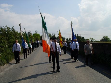 Bodenstown Colour Party , 2007 .