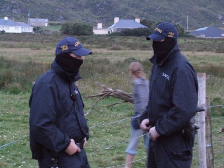 So who are the real sinister balaclava-wearing terrorists in Co. Mayo, then??