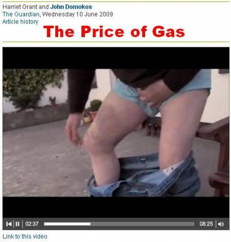 Guardian video: The Price of Gas