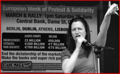 Cllr. Clare Daly - Socialist Party