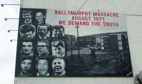 Ballymurphy - The Forgotten Massacre