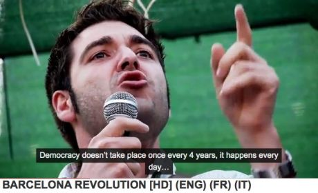 Democracy doesn`t take place every 4 years, it happens every day