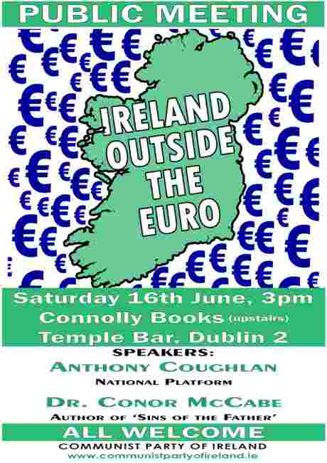 """Ireland outside the euro"