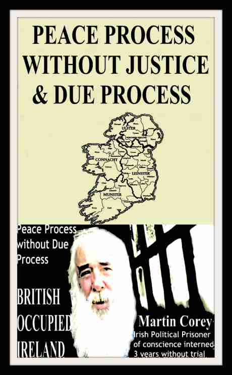 Peace process Without Due process