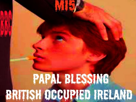 BBC MI5 Papal Blessing Occupied ireland
