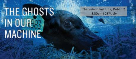 Irish Movie Premiere - The Ghosts in Our Machine