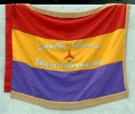 Connolly Column flag