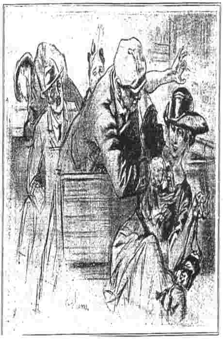 From Illustrated London News - IRA as depicted in propaganda account