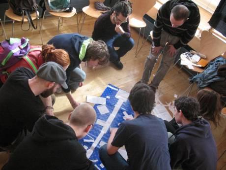Seomra Spraoi workshop