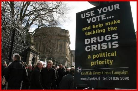 Citywide are one of the many groups that had their funding cut by the last Fianna F�il/Green Party government