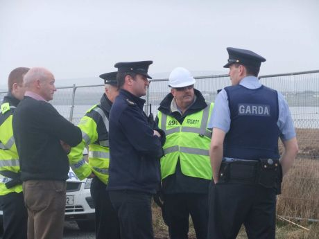 Jim Farrell IRMS and the Garda�
