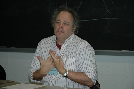 Michael Albert - image from WikiPedia.org