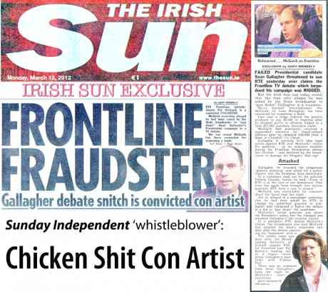 Sindo 'whistleblower' is a convicted fraudster - how much did he con out of the Sindo for his false story? - the public demands the right to know